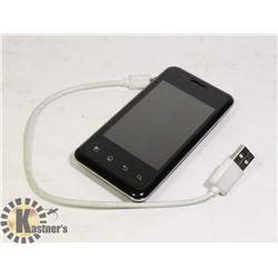 FULLY FUNCTIONAL LG SMART PHONE LOCKED TO TELUS