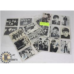 26 BEATLES CARDS