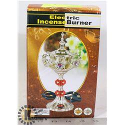 ELECTRIC INCENSE BURNER