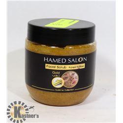 JAR OF HAMED SALON FACIAL SCRUB