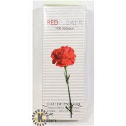 RED FLOWER FOR WOMAN EAU DE PARFUM NATURAL SPRAY