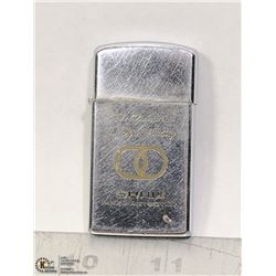 1966 ZIPPO LIGHTER SHAW PIPES ADVERTISMENT