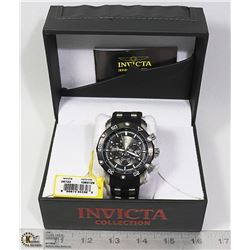 NEW INVICTA CHRONOGRAPH DIVING WATCH 50 MM