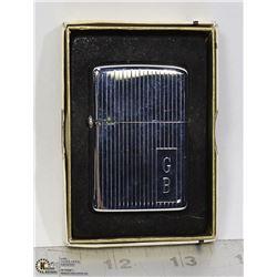 PRE 1940'S NEW ZIPPO LIGHTER IN BOX