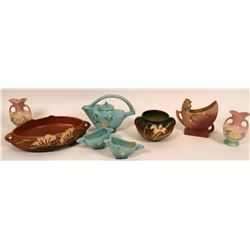 Roseville Pottery Collection (7 pieces)  (108794)