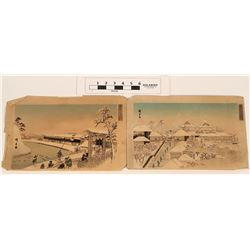 Japanese Landscape Prints (2)  (124625)