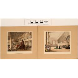 Famous Original Lithographs of  London Scenes  (124630)