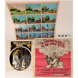 Robert Crumb Posters  (122043)