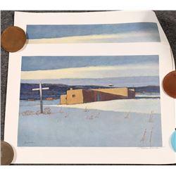 Eric Sloane Southwest Prints  (122885)