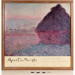 Monet in the '90s Poster  (124636)