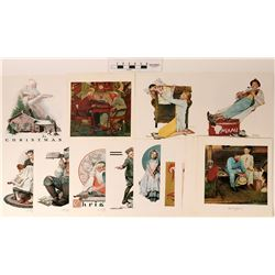 Norman Rockwell Prints  (122046)