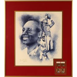 Print of Jerry Rice by Bill Dotson  (125154)