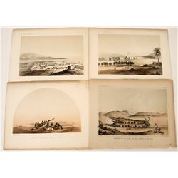Southern California Lithographs from an Early Railroad Survey  (124310)