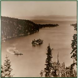 Three Early SS Tahoe Photographs  (125158)