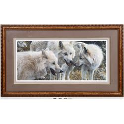Wolf Photos and Art Collection - 14 Pieces  (125194)