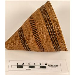 Washoe Polycrome Seed Gathering Basket  (124484)