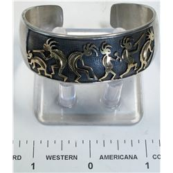 Mark Yazzie Cuff Bracelet  (124851)