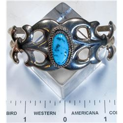 F.L Begay Tufa Cast Bracelet  (125162)
