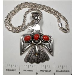 Thunder Bird Necklace  (125175)