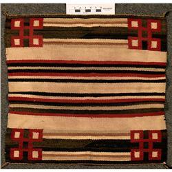 Navajo Saddle Blanket  (108721)