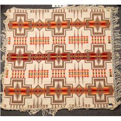 Pendleton Harding Navajo Blankets in Ivory  (122920)