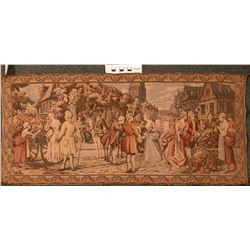 Two French Tapestries  (108737)