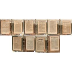 Collection of Early English Newspapers - Including Conflicts  (123183)