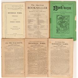 Charles Dickens and Literary Reviews  (123099)