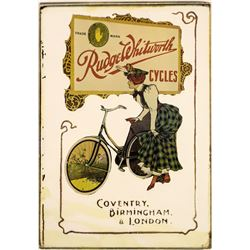 Ridge Whitworth Bicycle Ad  (122147)