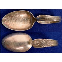 Trans-Continental Railroad Comm. Spoon  (121562)