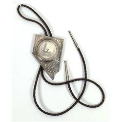 Sterling Silver Bolo Tie  (124013)
