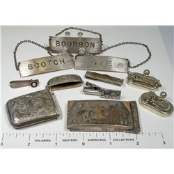 Silver Accoutrements  (124841)