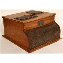 Hough's Security Cash Register  (125332)