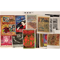Red Dog Rock Poster Reproductions  (122049)