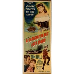 Hurricane Island Signed Movie Poster Reprint  (125181)