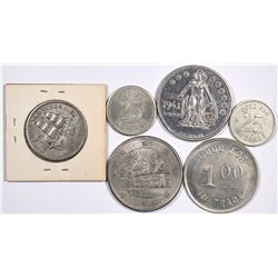 Paramount Pictures Movie Money and Tokens  (124266)