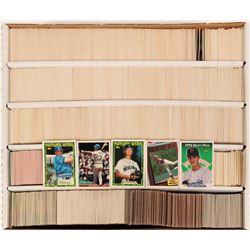 Baseball Card Group (~2500), c1990-95  (122743)