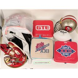 San Francisco 49ers Golden Years Autographed Items  (125218)