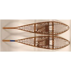 Wood Snow Shoes  (125239)