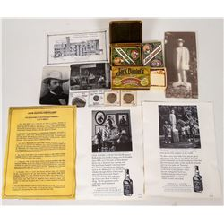 Jack Daniels' Tokens, Cards, Matches & Collectables   (124598)