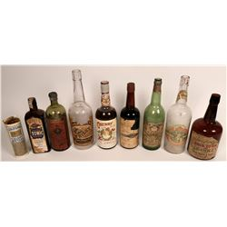Varied Bottle Collection  (122861)