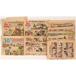 San Francisco Examiner Comics  (122888)