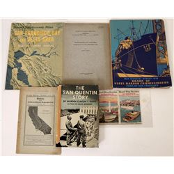 Maps and Books of S.F. Bay Area  (120358)