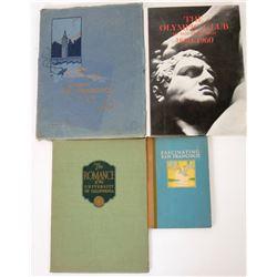 San Francisco Books (4)  (120356)