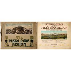The Pikes Peak Region Illustration Book  (120352)