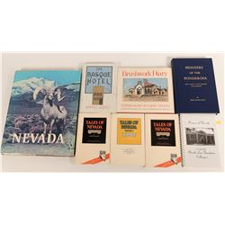 Nevada Historical References (8)  (125222)