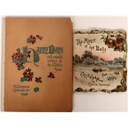 Early Chromolithography Books   (120349)