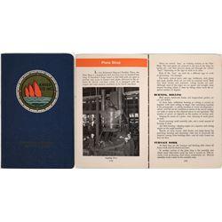 Kaiser Steel Book/Manual  (122149)