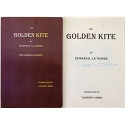 """Signed Edition of """"The Golden Kite""""  (124238)"""
