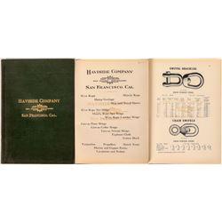 Haviside Company Ship Chandler Catalog  (119360)